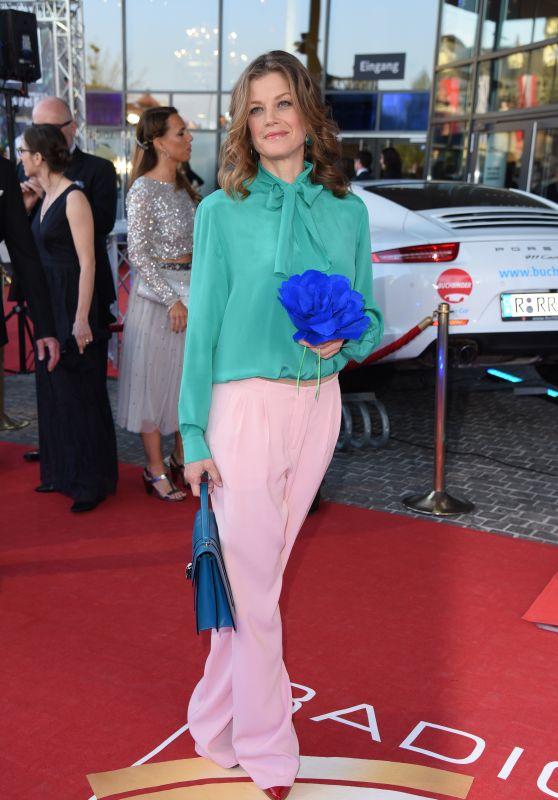 Marie Bäumer – Radio Regenbogen Award 2017 in Europa Park in Rust