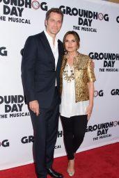 """Mariska Hargitay - """"Groundhog Day"""" the Musical in New York, April 2017"""