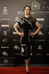 Marta Gastini - The Riviera International Film Festival Of Sestri Levante in Italy 04/27/2017