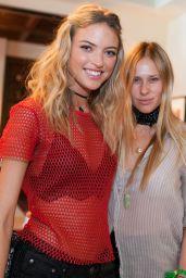 Martha Hunt – Victoria's Secret Angel Oasis at Coachella 2017