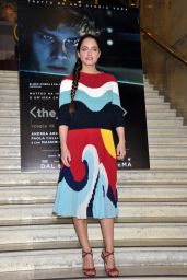 """Matilde Gioli - """"The Startup"""" Photocall in Rome 4/3/2017"""