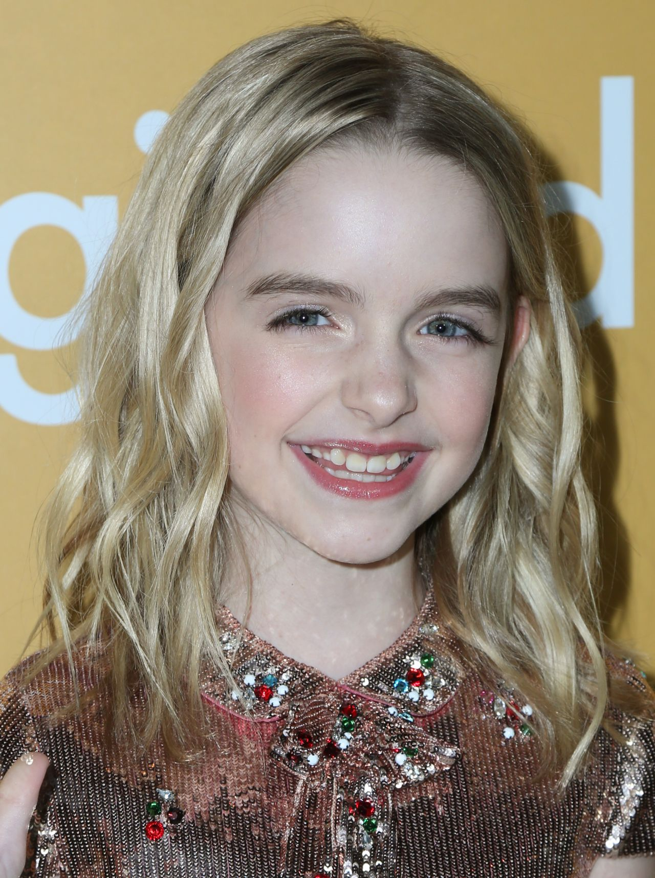 Mckenna Grace Quot Gifted Quot Premiere In Los Anegeles 4 4 2017