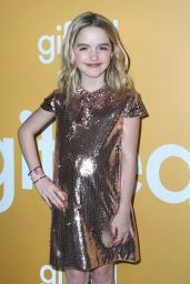 "Mckenna Grace - ""Gifted"" Premiere in Los Anegeles 4/4/2017"