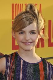 """Mckenna Grace – """"How To Be A Latin Lover"""" Premiere in Hollywood 04/26/2017"""