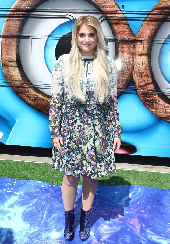 "Meghan Trainor at ""Smurfs: The Lost Village"" Premiere in Los Angeles"