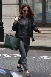 Melanie Chisholm Casual Style - Central London 4/22/2017