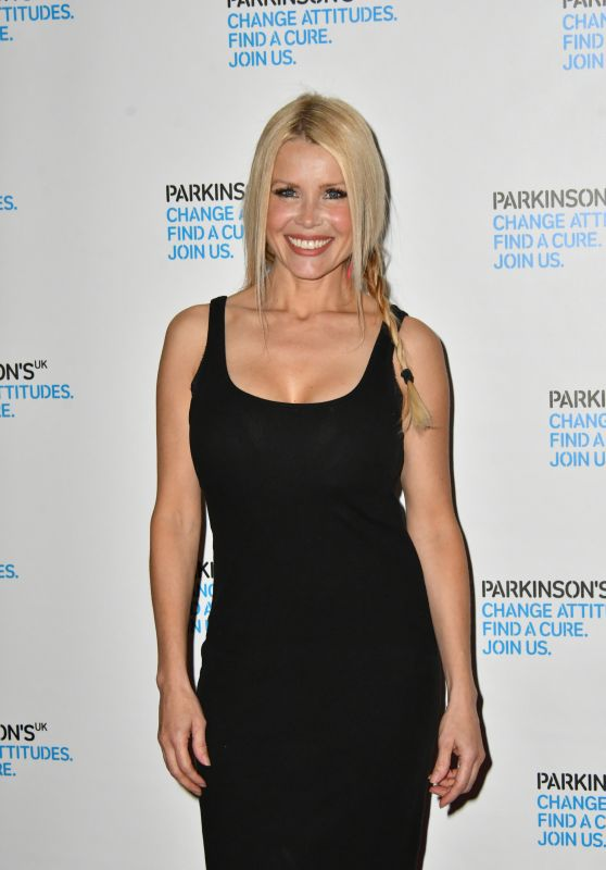 Melinda Messenger at Parkinson's UK Presents Symfunny No. 2 in London 4/19/2017
