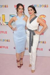 "Michelle and Melissa Macedo - ""Girlboss"" TV Show Premiere in LA 4/17/2017"