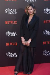 "Michelle Calvo at ""Las Chicas Del Cable"" Movie Premiere in Madrid 04/27/2017"