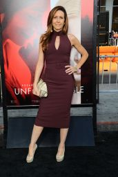 "Michelle Clunie – ""Unforgettable"" Premiere in LA 4/18/2017"