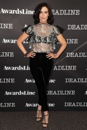 Michelle Forbes - Deadline's The Contenders Emmys Event in Los Angeles 4/9/2017