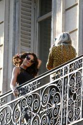 Michelle Keegan - Photoshoot in Paris, France 4/4/2017
