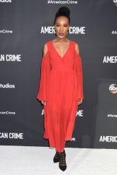 """Mickaëlle X. Bizet – """"American Crime"""" TV Show Screening in LA 04/29/2017"""