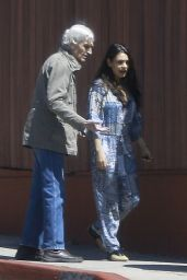 Mila Kunis - Heads to a Baby Shower With a Friend in West Hollywood 4/2/2017