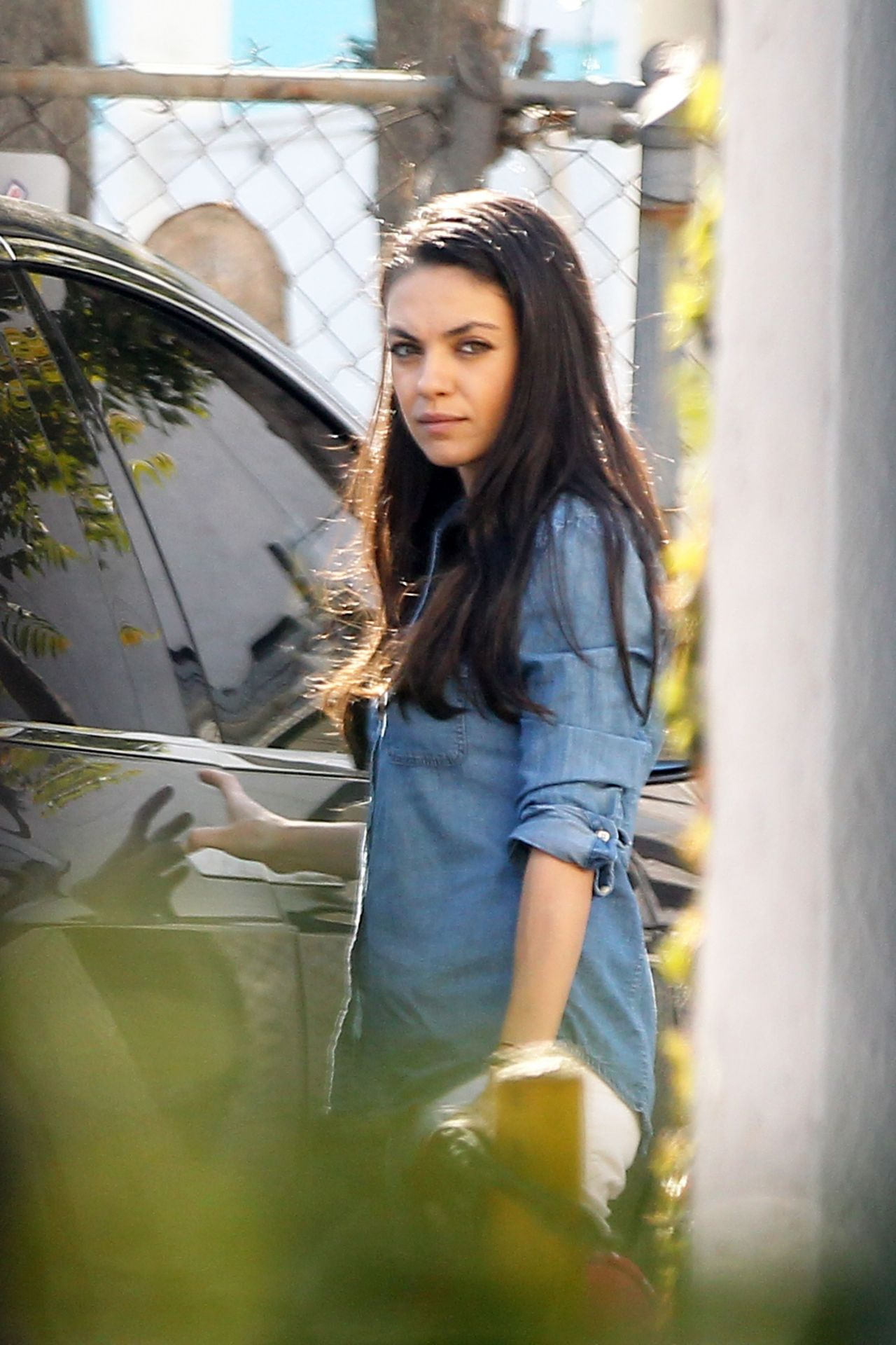 Mila Kunis - Out in Los Angeles 4/18/2017 Mila Kunis