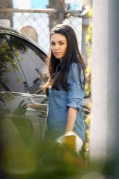 Mila Kunis - Out in Los Angeles 4/18/2017