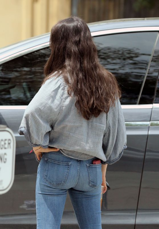 Mila Kunis - Out in Studio City 4/11/2017