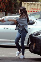 Mila Kunis - Out in Studio City 4/11/2017