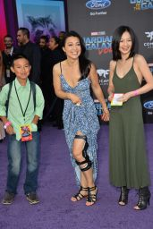 Ming-Na Wen - Guardians of the Galaxy Vol. 2 Premiere in Los Angeles