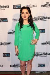 Misha Calvert – Hollywood Comedy Shorts Film Festival in LA 4/15/2017