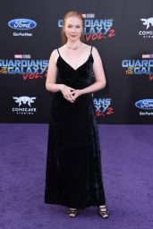 Molly Quinn - Guardians of the Galaxy Vol. 2 Premiere in Los Angeles