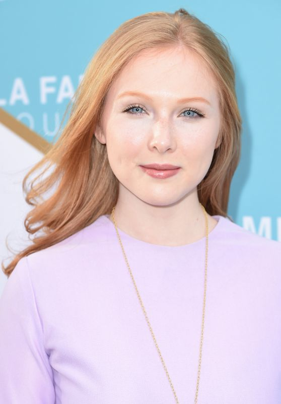 Molly Quinn - LA Family Housing Awards in Los Angeles 04/27/2017
