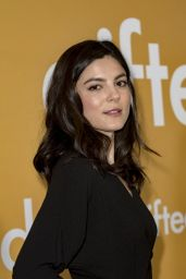"""Monica Barbaro at """"Gifted"""" Premiere in Los Anegeles 4/4/2017"""