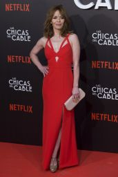 "Nacho Medrano at ""Las Chicas Del Cable"" Movie Premiere in Madrid 04/27/2017"