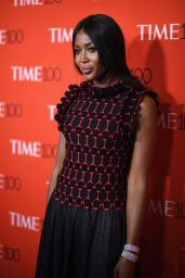 Naomi Campbell – Time 100 Gala at Jazz at Lincoln Center in NYC 04/25/2017