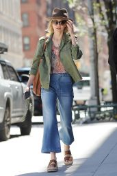 Naomi Watts in TriBeCa, New York 4/18/2017