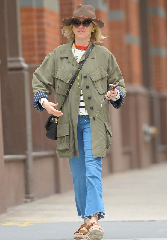 Naomi Watts - Tribeca in New York City 04/24/2017