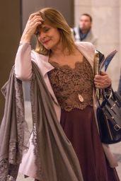 Nastassja Kinski - Arrives at the Hotel Waldorf Astoria in Berlin, Germany 4/9/2017