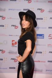 Natalia Avelon – PRG Live Entertainment Award in Frankfurt 4/3/2017