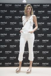 Natalia Skorek at Merkal Shoes Show – Spring Summer 2017, Santo Domingo Hotel in Madrid