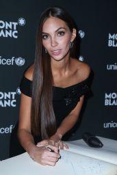 Natalie Vertiz – Montblanc Gala Dinner & UNICEF in New York City 4/3/2017