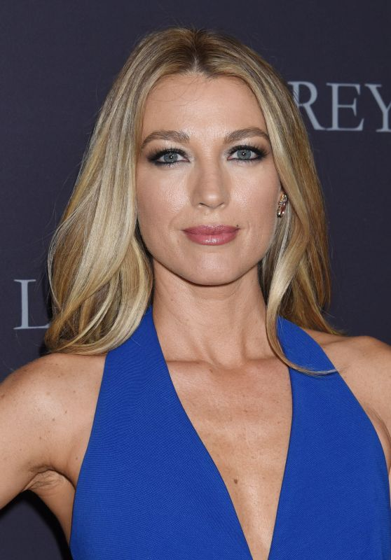 "Natalie Zea on Red Carpet - ""Grey Lady"" Movie Premiere in LA 04/26/2017"