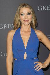 "Natalie Zea on Red Carpet - ""Grey Lady"" Movie Premiere in LA 04/26/2017"