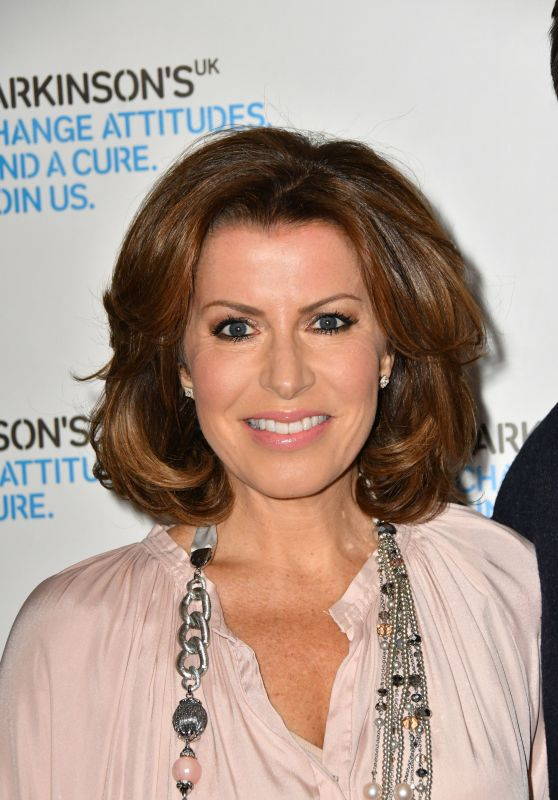 Natasha Kaplinsky at Parkinson's UK Presents Symfunny No. 2 in London 4/19/2017