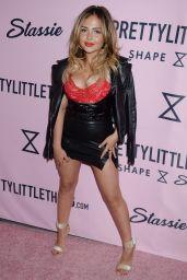 Nathalie Paris - PrettyLittleThing x Stassie Launch party in LA 4/11/2017