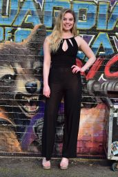 Nell Hudson at Guardians of the Galaxy Vol.2 Premiere in London, UK