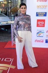 Nelly Furtado – Radio Regenbogen Award 2017 in Europa Park in Rust