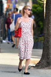 Nicky Hilton Cute Street Style - Walking Around SoHo, NY 4/11/2017