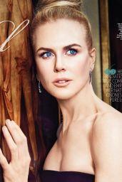 Nicole Kidman - Who Magazine April 2017 Issue