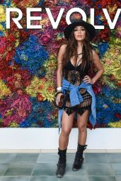 Nicole Scherzinger - REVOLVE Festival Day 2 at Coachella in Palm Springs 4/16/2017