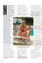 Nina Agdal - Glamour Magazine Germany – May 2017 Issue