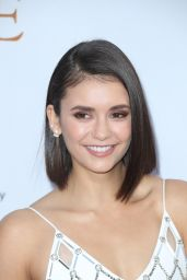 "Nina Dobrev on Red Carpet - ""The Promise"" Premiere in Los Angeles 4/12/2017"