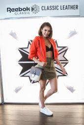 Nina Dobrev - Reebok Classic Crib at La Quinta in Los Angeles 04/23/2017