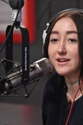 Noah Cyrus at I Heart radio Station Y-100 in Fort Lauderdale 4/19/2017