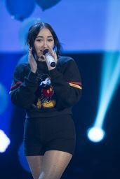Noah Cyrus Performs at 2017 Radio Disney Music Awards in LA