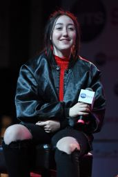 Noah Cyrus Performs Live at 97.3 Hits Sessions in Fort Lauderdale, April 2017